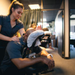 Chair Massage Therapy Rancho Cucamonga | Rancho Cucamonga