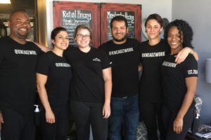 Kneadz Work Massage Therapy Rancho Cucamonga Team