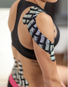 Rock Tape Kinesiology Therapy Rancho Cucamonga (909) 476-6577